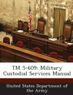 Military Custodial Services Manual